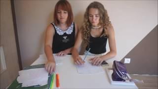 Školní speciál-typy lidí ve třídě// Anett a Lejča