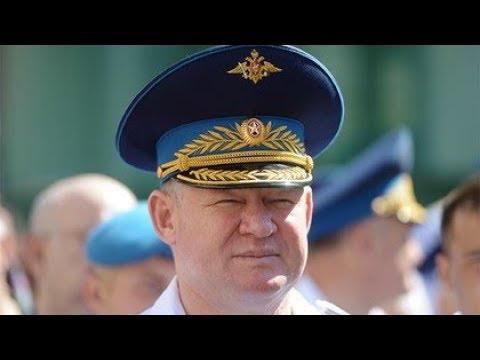 """Божья кара настигла ещё одного """"крымнаша"""" - главком ВДВ Сердюков разбился в ДТП"""
