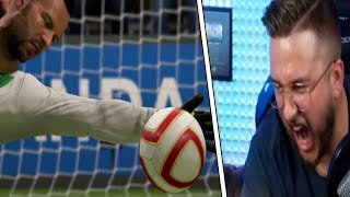 Tisi Schubech kassiert SCRIPTING TOR in FUT CHAMPIONS Fifa 19 Tisi Schubech Stream Highlights