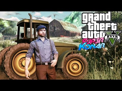 GTA 5 online - Best of funny moments #32 (Guerre des Baguettes Pre-Sequel)