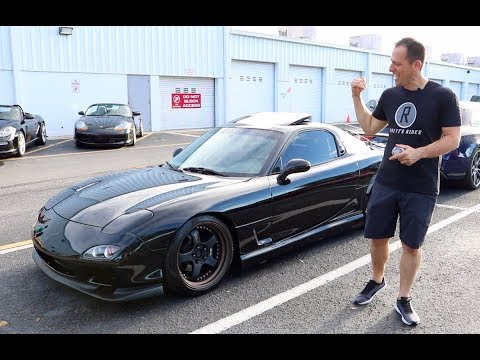 Why does this 1995 Mazda RX7 belong in Super Street magazine? – Raiti's Rides
