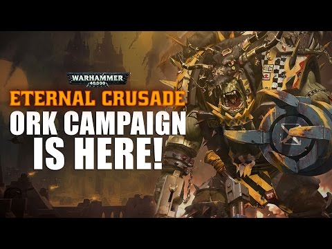 WH40K: Eternal Crusade ► Ork Campaign, New MK3 Arms + VOIP added!