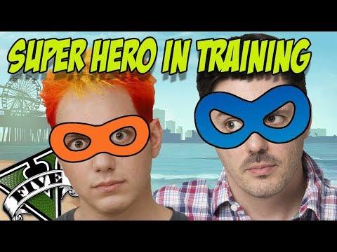 Training Lasercorn To Be My Side Kick - Grand Theft Auto 5 thumbnail