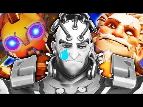 Sigma DEAD? New Orisa SUPER OP?! Overwatch NEW Tank META Explained!