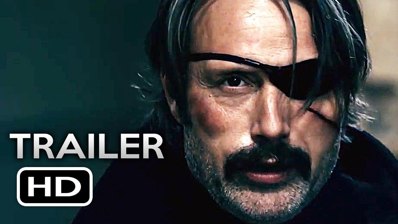 POLAR Official Trailer (2019) Vanessa Hudgens, Mads Mikkelsen Netflix  Action Movie HD