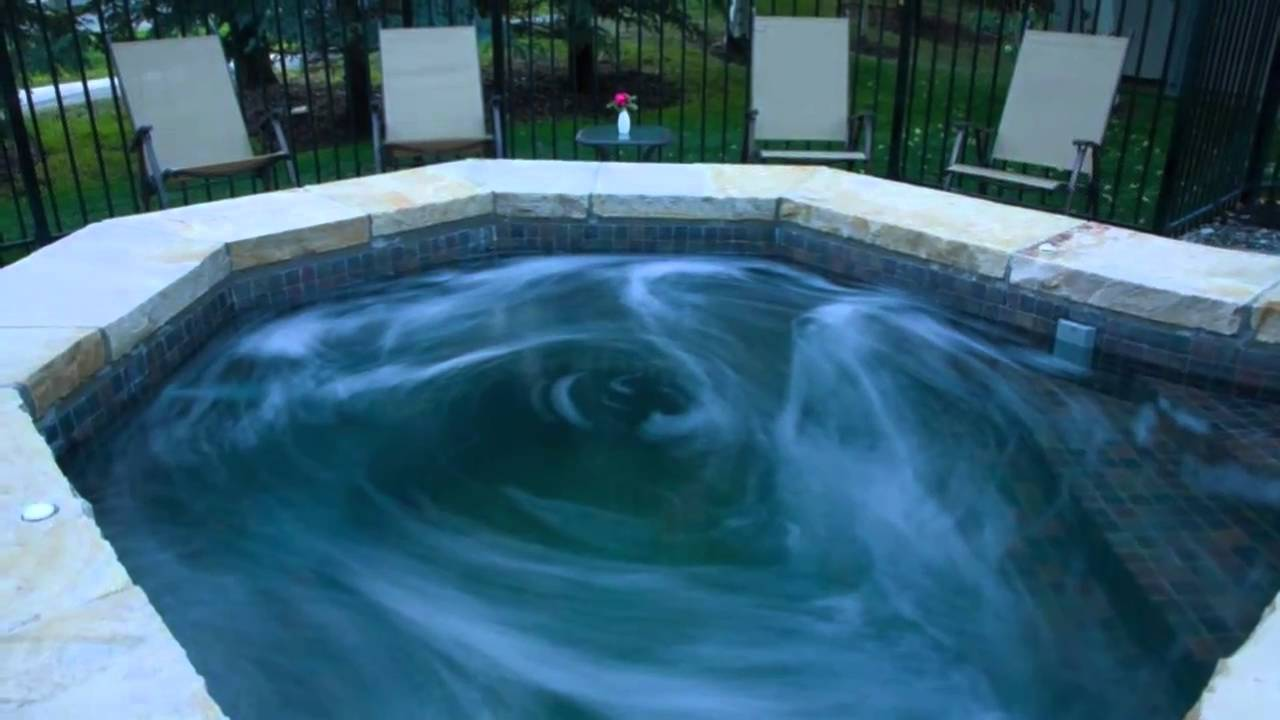 9 39 X8 39 6 Commercial In Ground Hot Tub Spa