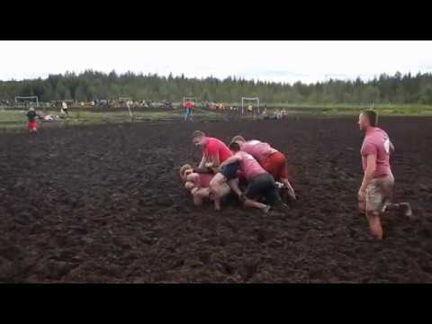 ЧМ по болотному футболу в Финляндии