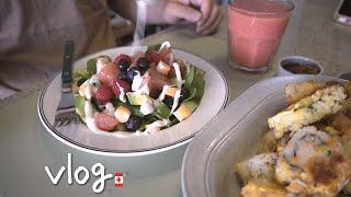간단한 집밥 vlog …