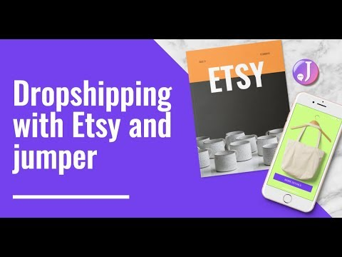 How to dropship with Etsy and sell with jumper | Support Center