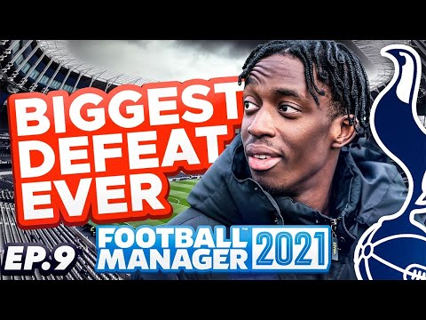 MY BIGGEST DEFEAT EVER ON FOOTBALL MANAGER!?🤬🤯 #EP9 - FOOTBALL MANAGER ONLINE SAVE!!!