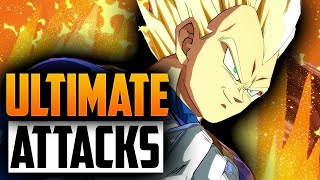Dragon Ball FighterZ - All Supers Transformation and Ultimate Attacks (All Characters) (1080p 60fps)