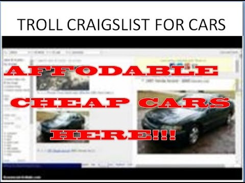 bottom-fishing-for-a-cheap-car-on-craigslist