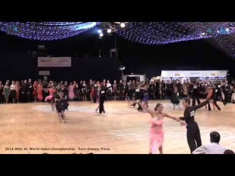 2014 WDC AL World Championship & Fred Astaire Cups - Friday evening session