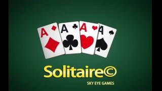 The classic Solitaire card game renewed for moblie!