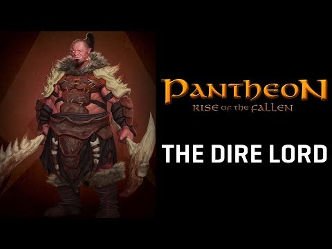 Image result for pantheon rise of the fallen concept art
