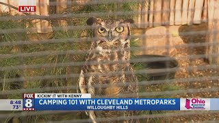 Camping 101 with Keฑny Crumpton and the Cleveland Metroparks