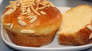 Greek Style Sweet Bread Muffins