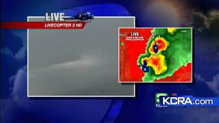 Tornado Activity In Butte County