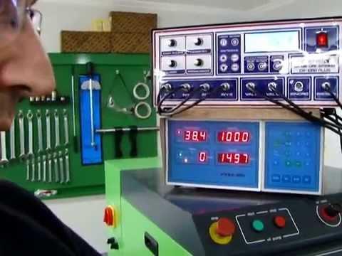 FUNCIONAMIENTO CR-1000 PLUS ZEMTEC ELECTRONICA DIESEL