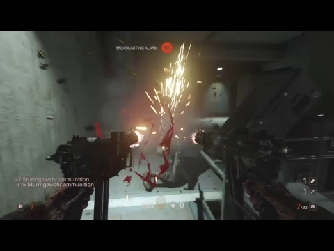 Wolfenstein II Gameplay: The Freedom Chronicles DLC 3: The Deeds of Captain Wilkins |