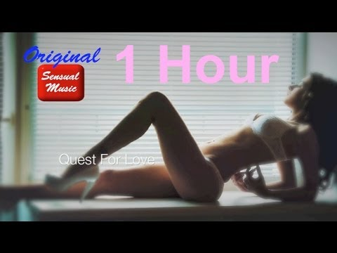 Sensual saxophone music instrumental jazz: Quest For Love (One Hour Video)