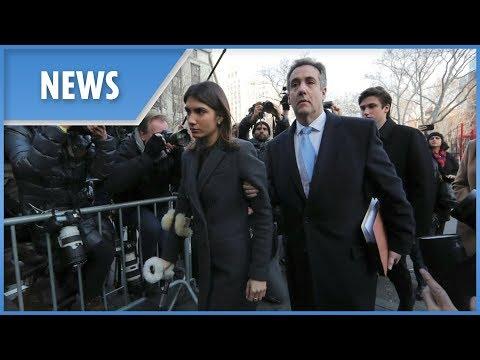 Trump calls ex-lawyer Cohen a 'rat'