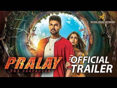 PRALAY THE DESTROYER – saakshyam – Telugu – Hindi Theatrical Trailer | Bellamkonda Sai Sreenivas |
