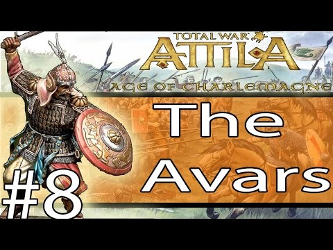 Total War: ATTILA - Age Of Charlemagne - The Avar Khaganate #8
