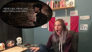 Haqiem Rusli Tergantung Sepi Lyric MV Reaction MP3