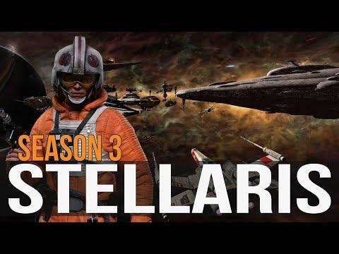 Stellaris Season 3 - #17 - Rebel Fleet Operations Online
