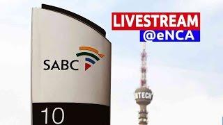 LIVE: SABC Hearing