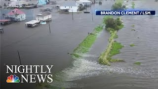 Residents Left Stranded By Tropical Storm Barry's Heavy Rains, Extreme Floods | NBC Nightly News