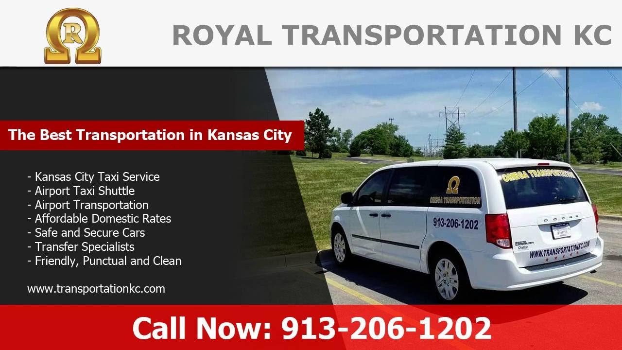 Taxi Service Overland Park Royal Transportation Kc 913 206 1202