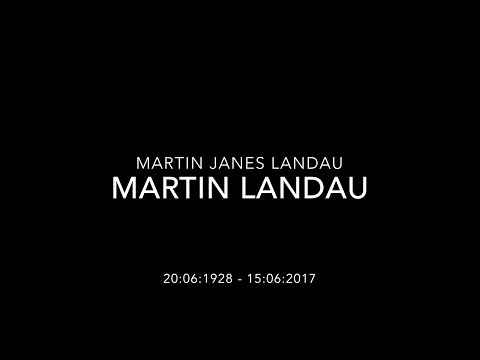 Martin Landau / Biografía