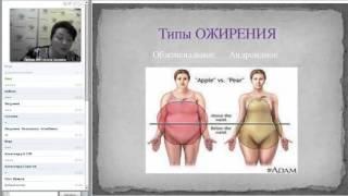 Вебинар PowerMatix 20 ноября 2015,Ожирение Система правильного питания