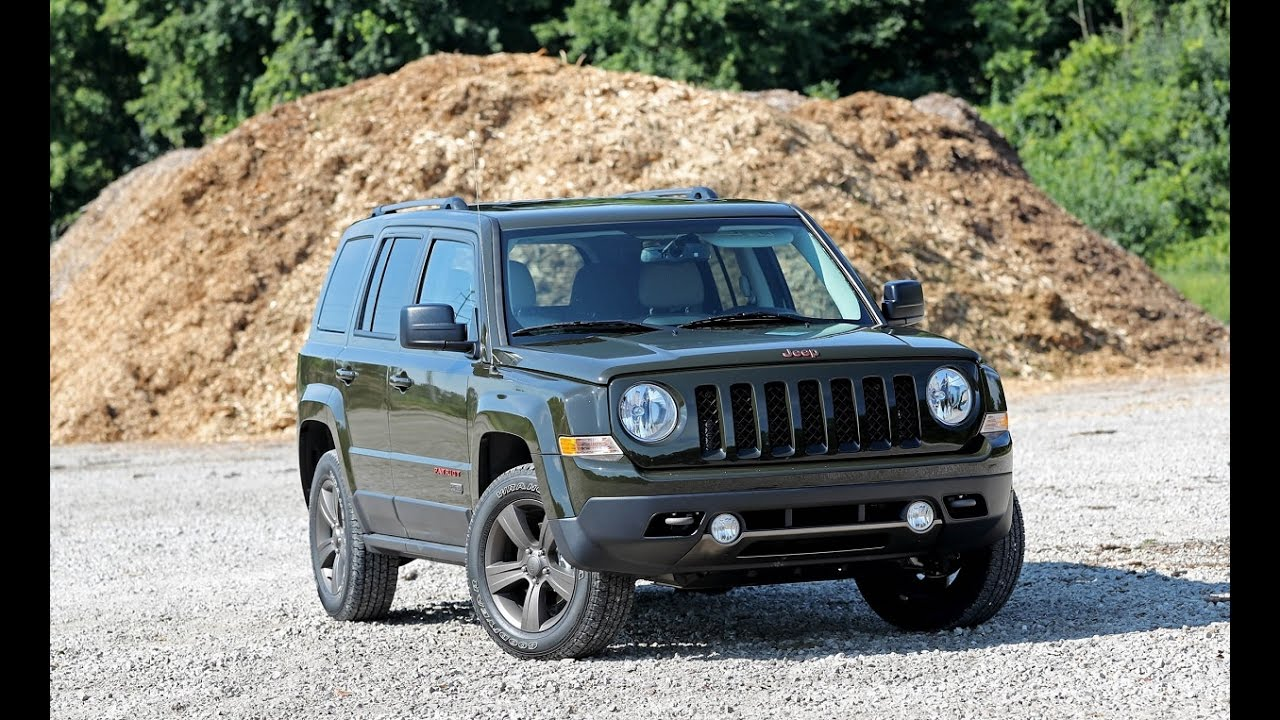 2016 Jeep Patriot 4x4 Trail Rated Compact Suv Youtube