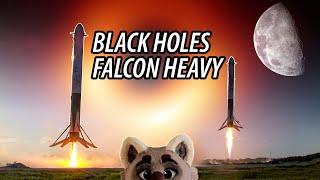 Rocket Landings, Black Holes and Revelations