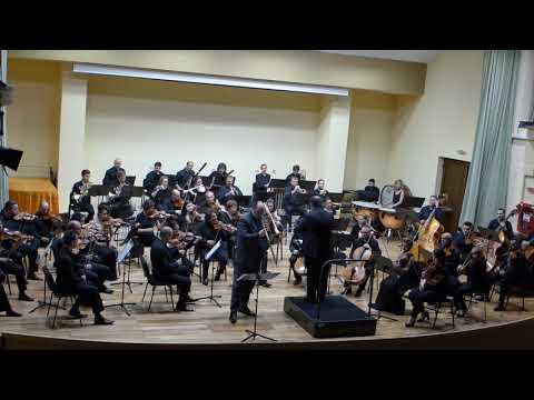 Vaughan Williams Tuba Concerto 1st Movement