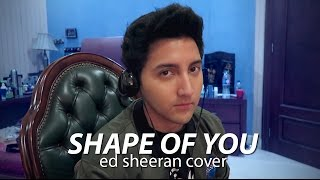 Ed Sheeran - Shape Of You | Cover by Aron Ashab