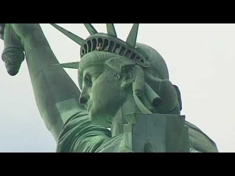 Statue Of Liberty Pre 2001 Travel Guide