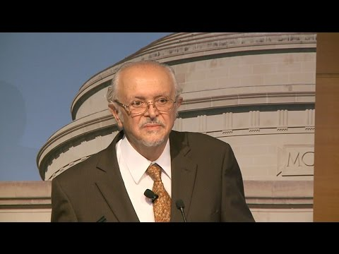 """""""Climate Change: Science, Policy and Communication""""—Mario Molina"""