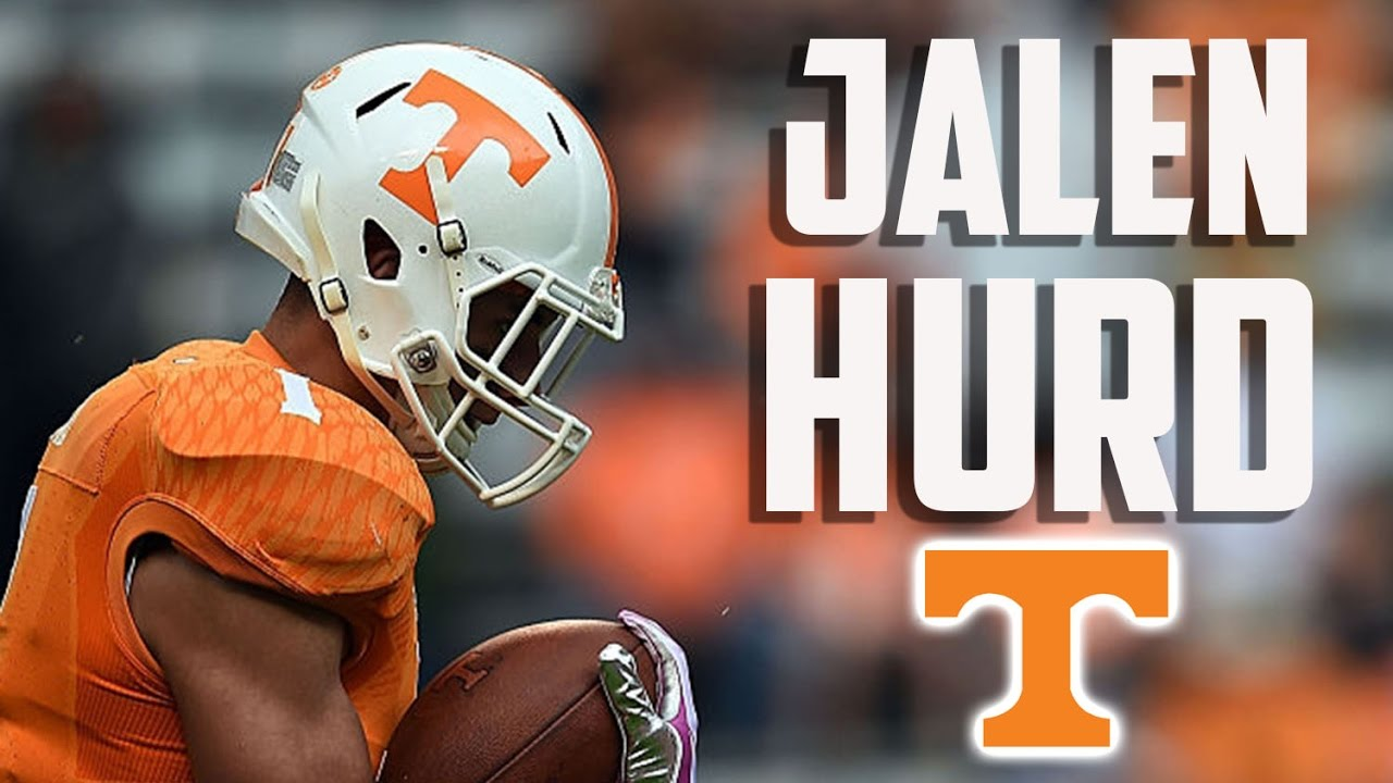 Jalen Hurd, former Tennessee RB, visiting Ohio State this