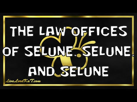 Things We Say (Classics) - The Law Offices of Selune, Selune, and Selune