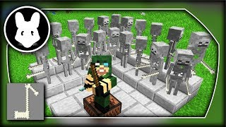SkeletalBand mod! for Minecraft 1.12! Bit-by-Bit by Mischief of Mice!