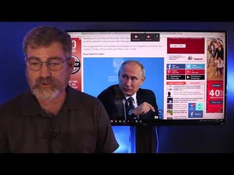 Putin Shocks the World With Transhuman Super Soldiers