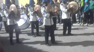 la banda del colegio juan manuel calero 2014