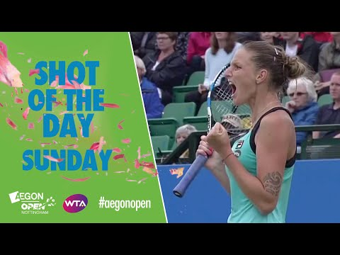 Aegon Open Nottingham Shot of the Day - Sunday 12 June