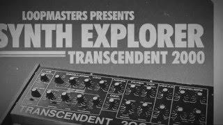 Synth Explorer Transcendent 2000 - Transcendent Loops