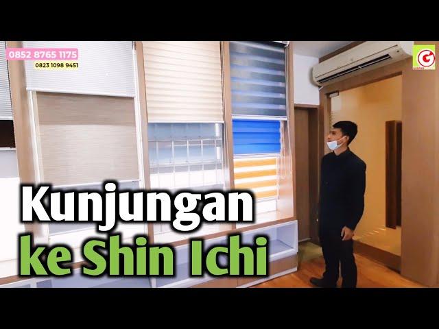 Kunjungan Gudang Gorden ke Kantor Shin Ichi