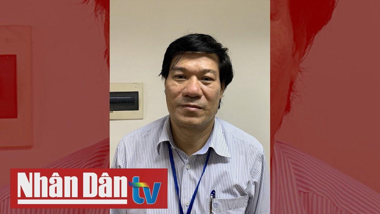 Khởi tố Giám đốc CDC Hà Nội Nguyễn Nhật Cảm và 6 đồng phạm